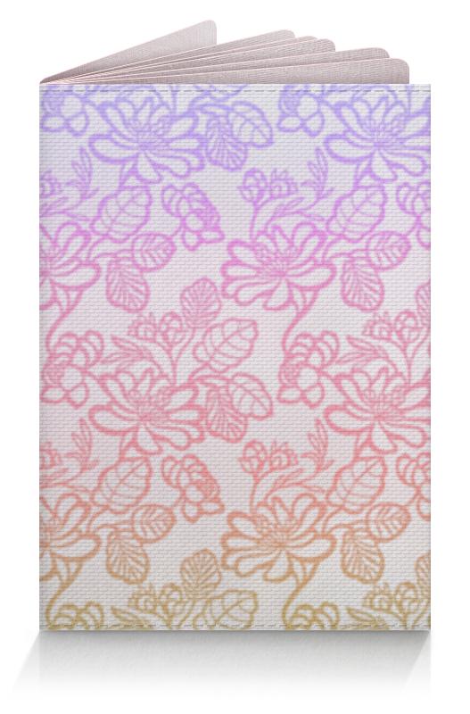 Обложка для паспорта Printio Цветок сумка printio коляды дар