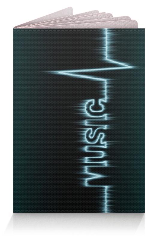 Обложка для паспорта Printio Music обложка для паспорта printio тирион фордринг