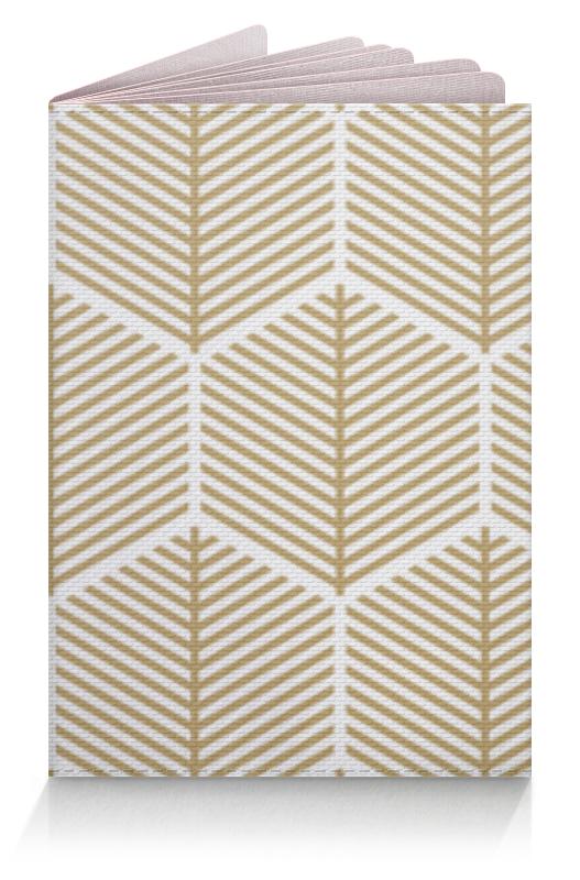 Обложка для паспорта Printio Шестиузорник обложка для паспорта printio третий лишний