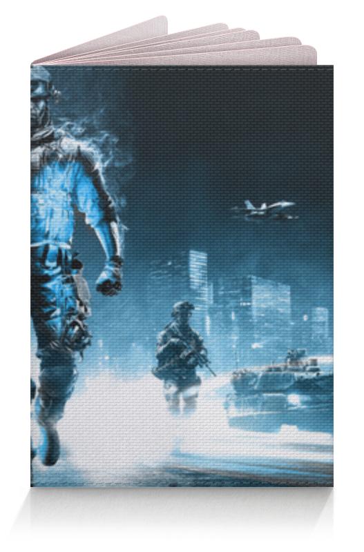 Обложка для паспорта Printio Солдат (поле битвы) кайл иторр право битвы