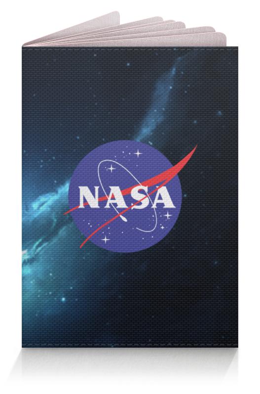 Обложка для паспорта Printio Nasa | наса