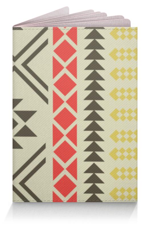 Обложка для паспорта Printio Геометрический узор обложки maestro de tiempo обложка для паспорта heart