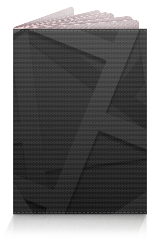 Обложка для паспорта Printio Абстракция