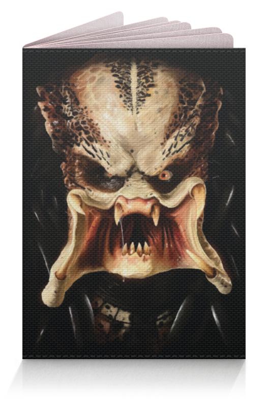 Обложка для паспорта Printio Predator / хищник