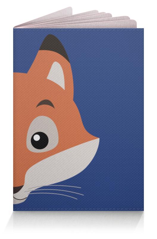 цена Обложка для паспорта Printio Фыр-фыр обложка 4