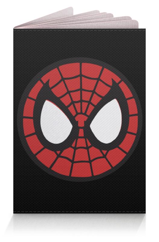 Обложка для паспорта Printio Spider-man / человек-паук чай nutrilak лактамил смесь для кормящих матерей 360 г