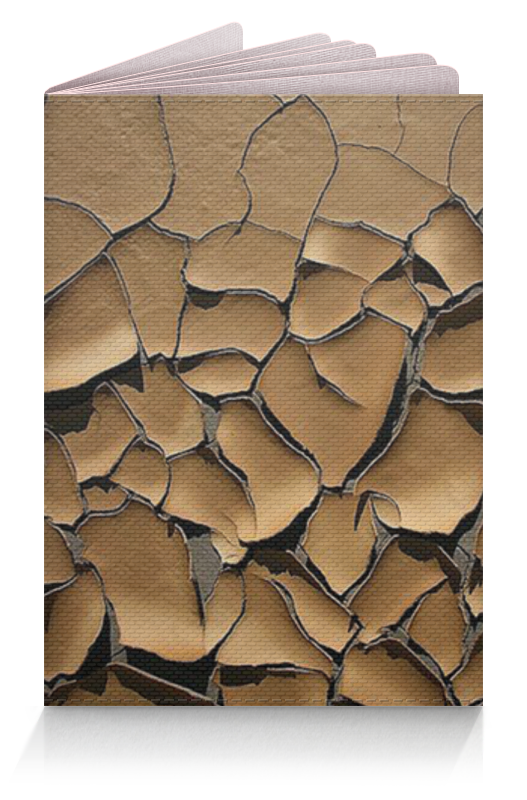 Обложка для паспорта Printio Пустынный