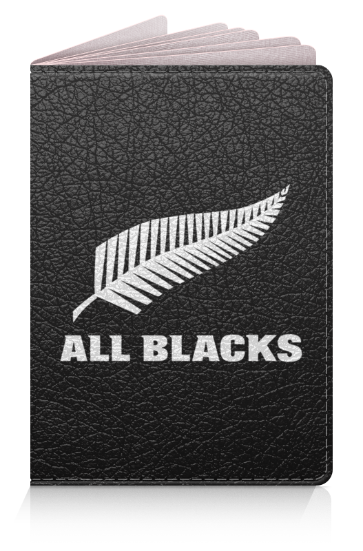 Обложка для паспорта Printio All blacks холст 30x40 printio all blacks stars