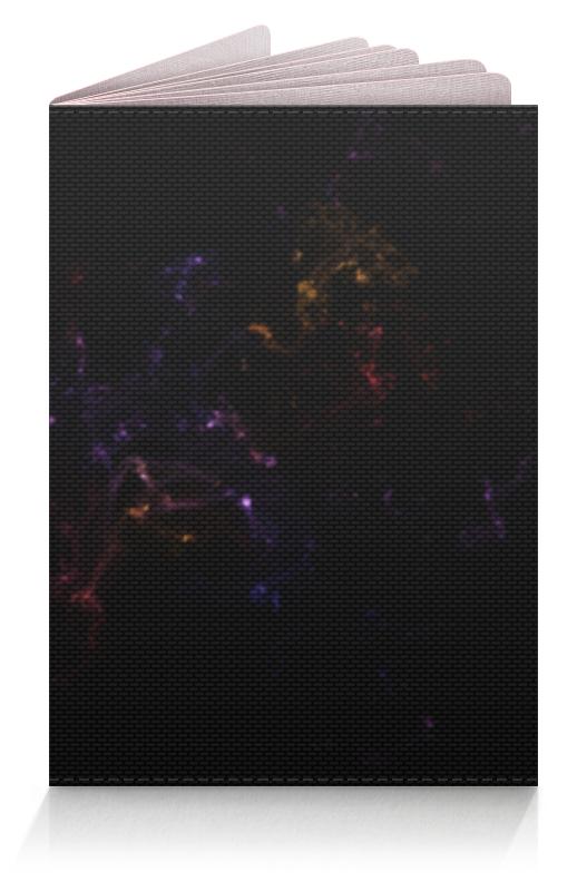 Обложка для паспорта Printio Туманность елена бабинцева туманность андромеды часть 1