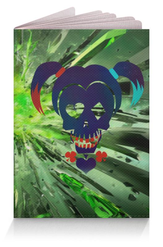 Обложка для паспорта Printio Отряд самоубийц / suicide squad обложка для паспорта printio катана отряд самоубийц