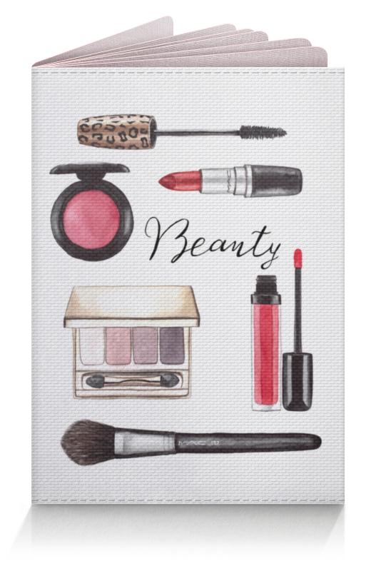 Обложка для паспорта Printio Beauty умывальник для умывальника для умывальника