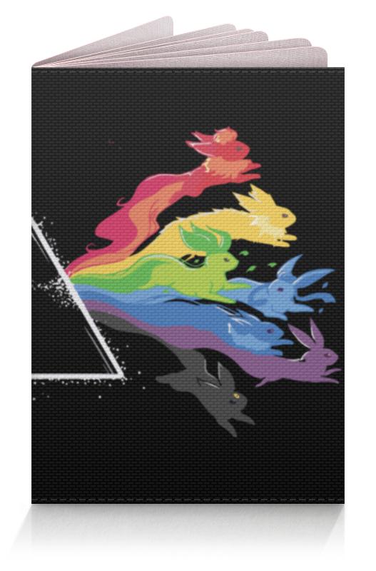 Фото - Обложка для паспорта Printio Pokemon eevee / покемон иивии футболка с полной запечаткой мужская printio pokemon eevee покемон иивии