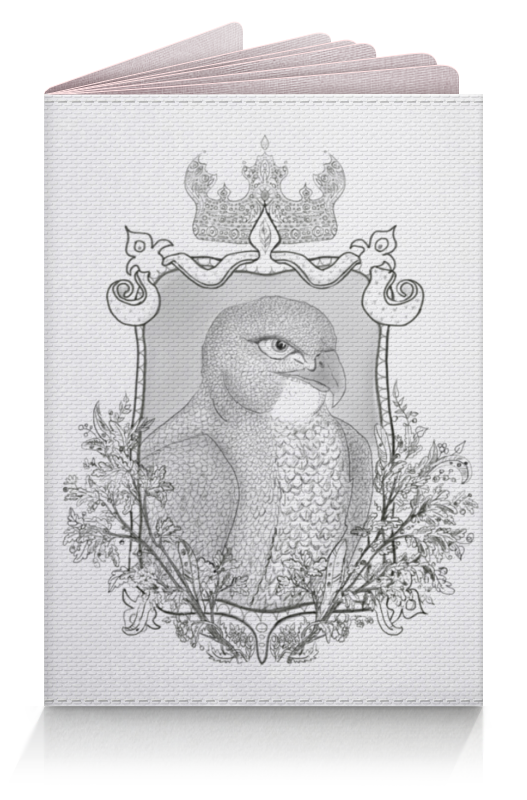 Printio Тотем сокол обложка для паспорта printio тотем сокол