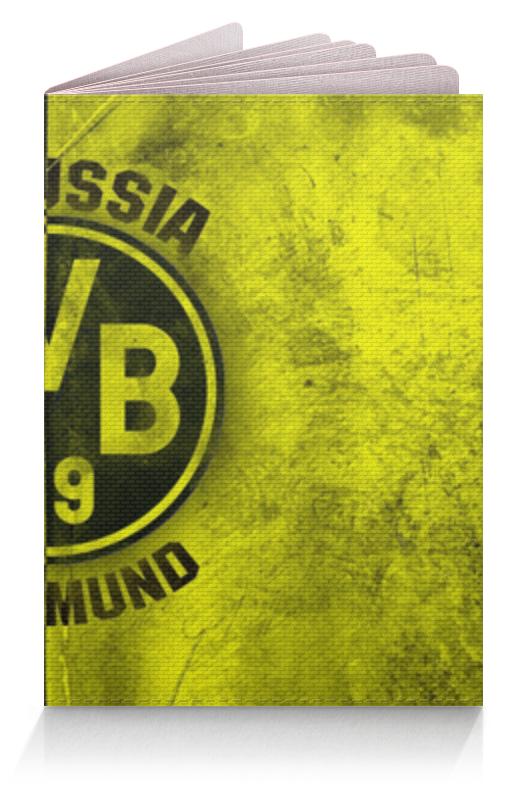 Обложка для паспорта Printio Боруссия дортмунд