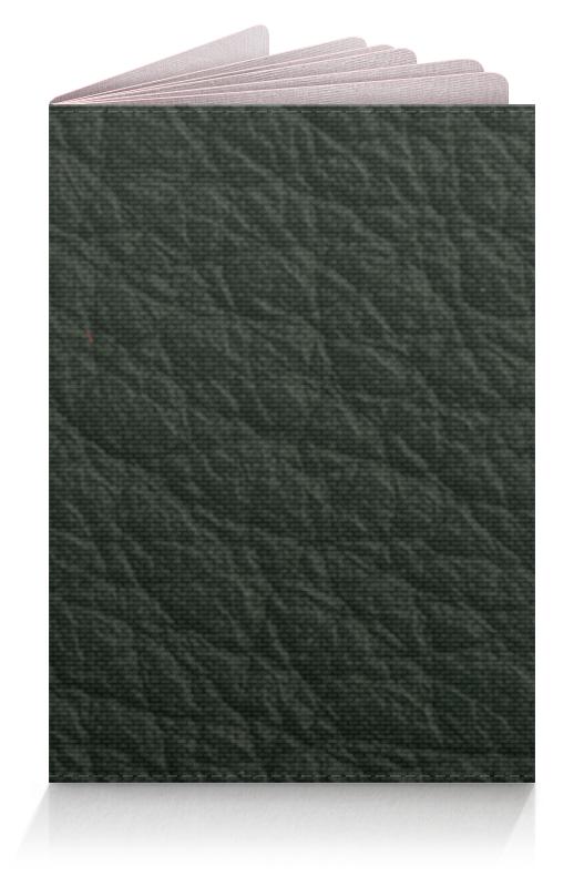 Обложка для паспорта Printio Кожаная текстура кожаная юбка