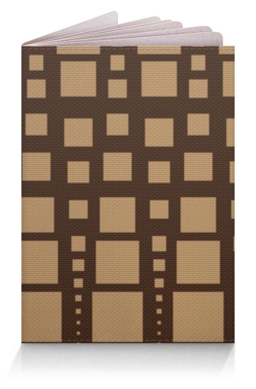 Обложка для паспорта Printio Геометрия обложка для паспорта edmins цвет коричневый 13843 1n sof ed