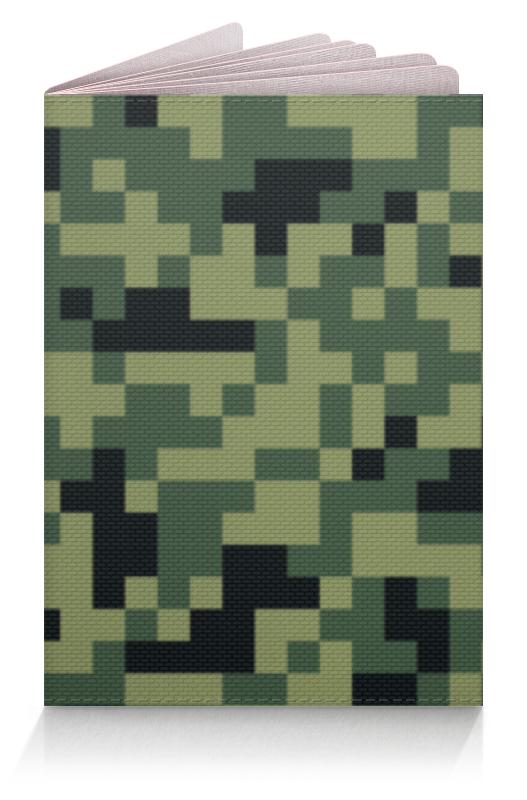Обложка для паспорта Printio Камуфляж обложка для паспорта printio леопардовый
