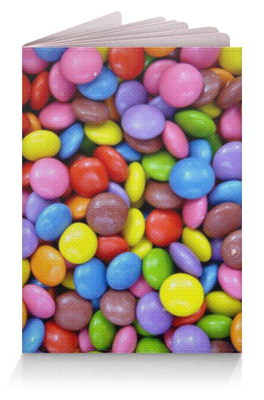 Обложка для паспорта Printio Конфеты конфеты fazer salmiakki 40g