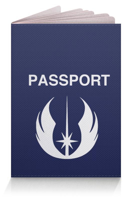 Обложка для паспорта Printio Звёздные войны чехол для ноутбука 14 printio звёздные войны изгой