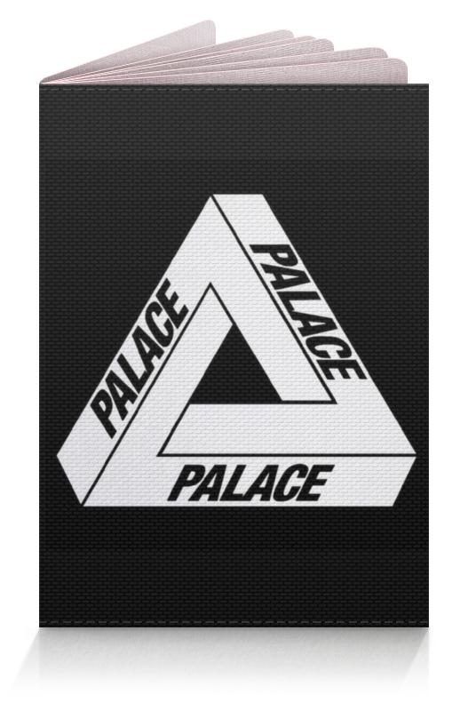 Обложка для паспорта Printio Palace quisisana palace 5 карловы вары