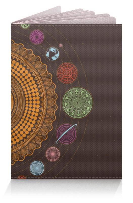 Обложка для паспорта Printio Солнечная система, односторонняя солнечная панель для дома в москве