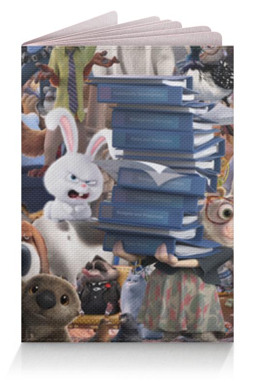 Обложка для паспорта Printio Мультфильмы