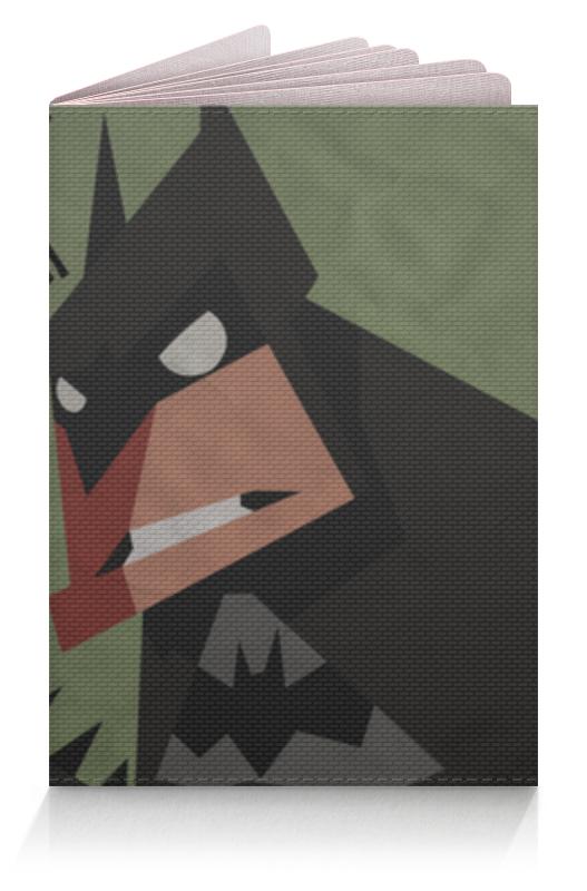 Обложка для паспорта Printio Batman (бэтмен) лонгслив printio ice king x batman