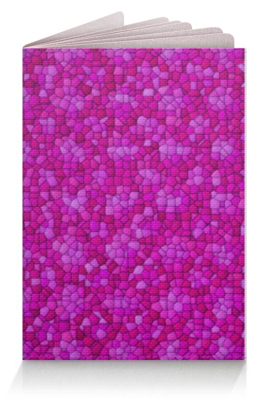Обложка для паспорта Printio Purple обложка для паспорта женская bullatti цвет фиолетовый 12182 purple