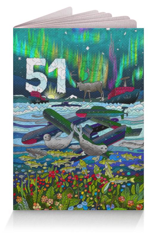 Printio Мурманск. 51 регион на авто 202 регион