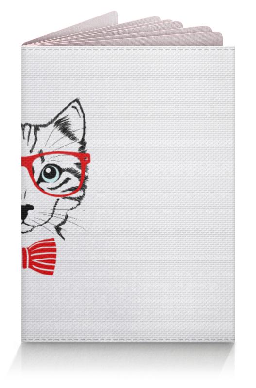 Обложка для паспорта Printio Кошка андрей дашков домашнее животное