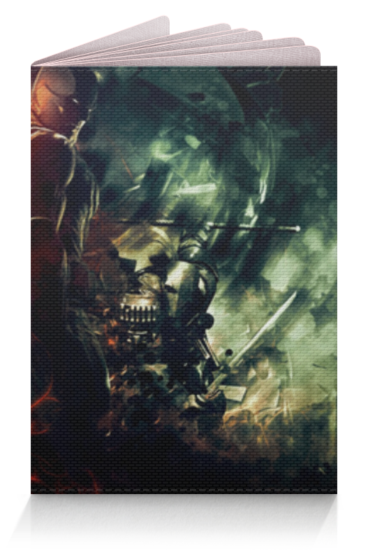Обложка для паспорта Printio Batman