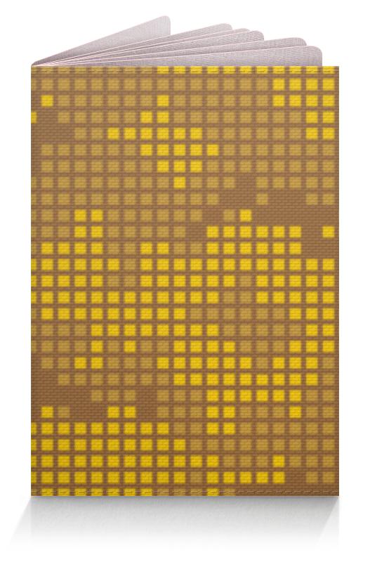 Обложка для паспорта Printio Камуфляж