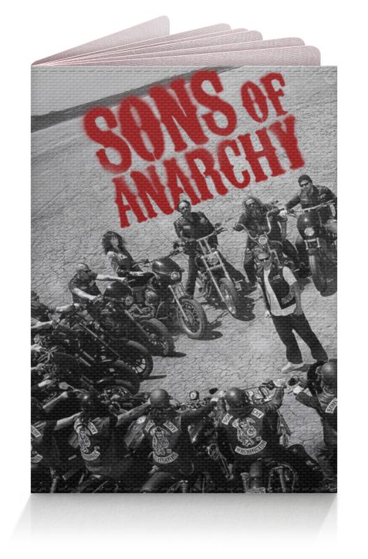 Обложка для паспорта Printio Сыны анархии / sons of anarchy плакат a3 29 7x42 printio сыны анархии