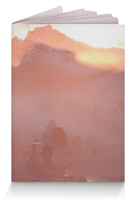 Обложка для паспорта Printio Horizon zero dawn