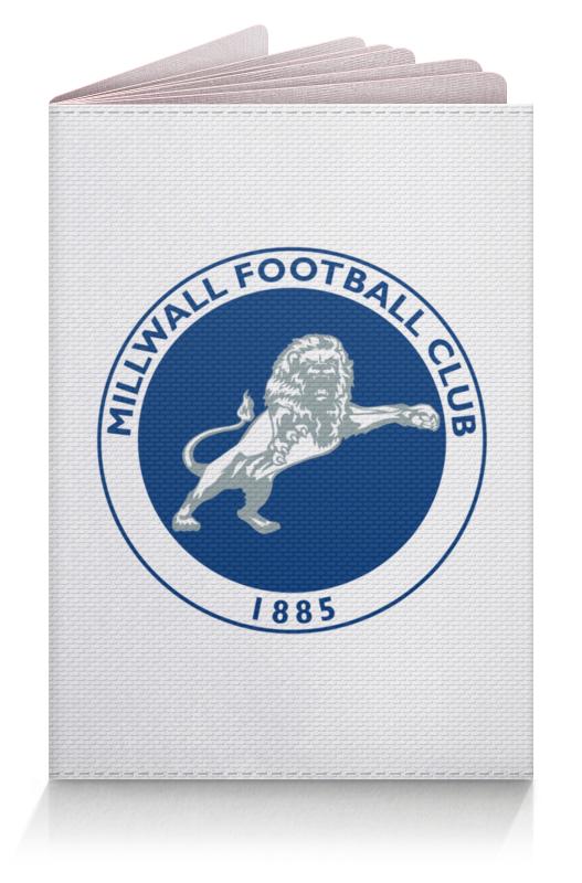 Printio Millwall fc logo passport cover недорго, оригинальная цена