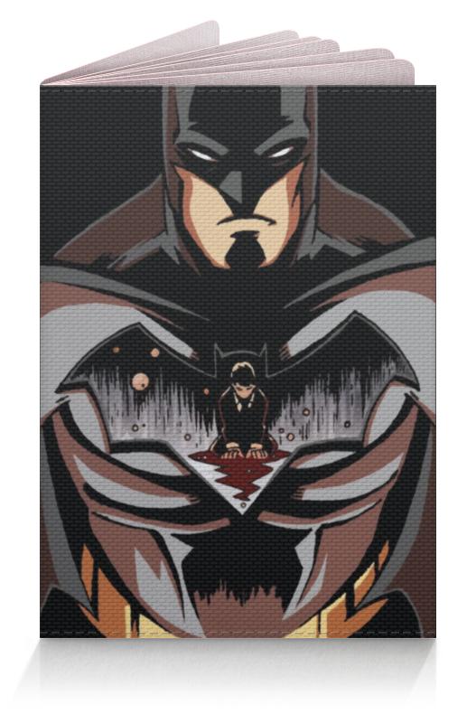 Обложка для паспорта Printio Batman/бэтмен обложка для паспорта printio batman arkham knight