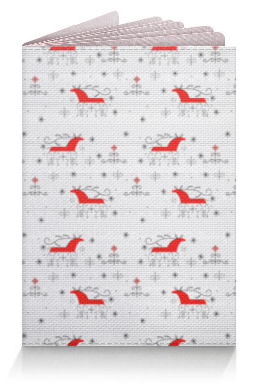 Обложка для паспорта Printio Мезенская роспись как продать участок земли в архангельской области
