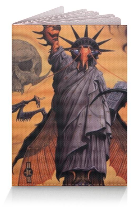Обложка для паспорта Printio Апокалипсис. конец света книги самокат конец света