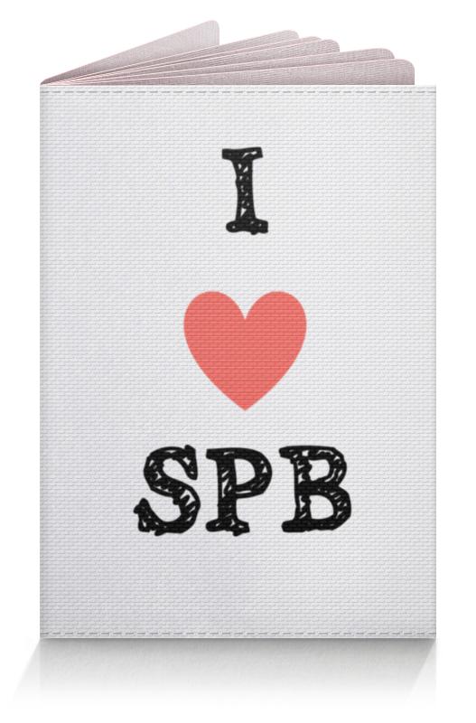 Обложка для паспорта Printio Петербург складная нога для стола петербург