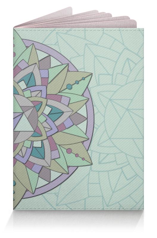 Обложка для паспорта Printio Обложка sacred mint обложка для паспорта printio обложка black sacred geometry