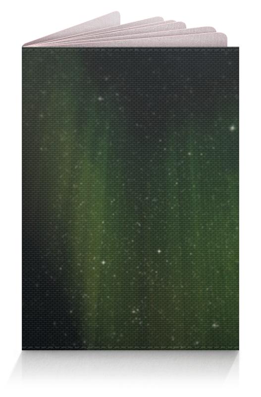 Обложка для паспорта Printio Звёздное небо скайрима бомон эмили гийоре мари рене звёздное небо