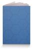 """Обложка для паспорта """"Геометрия Соты"""" - геометрия, соты, геометрический орнамент"""