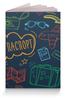 """Обложка для паспорта """"Паспорт гражданина мира"""" - отдых, отпуск, путешествия, паспорт, виза"""