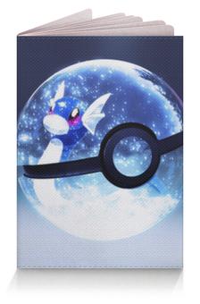 """Обложка для паспорта """"Покемон Гоу (Pokemon Go)"""" - покемон гоу"""