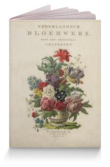 """Обложка для паспорта """"Винтажные цветы"""" - винтаж, цветы, для любомой, 8 марта, 14 февраля"""