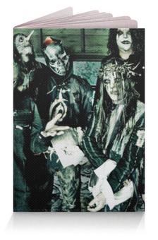 """Обложка для паспорта """"Slipknot"""" - slipknot"""