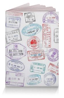 """Обложка для паспорта """"визыыыыы"""" - визы"""