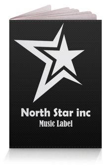 """Обложка для паспорта """"Обложка для паспорта от NSI"""" - north star"""