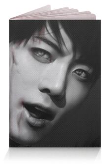 """Обложка для паспорта """"devil"""" - korea, корея, kpop, bts"""