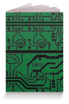 """Обложка для паспорта """"Электроника"""" - электроника"""